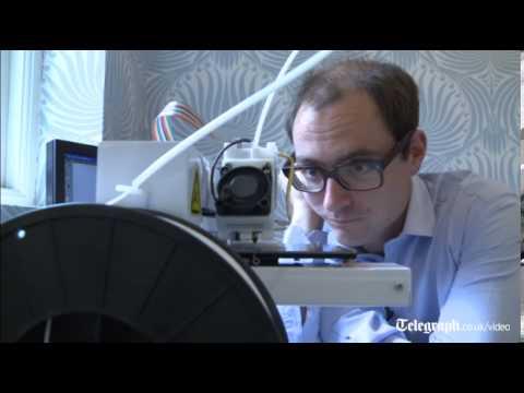 3D printer put through its paces