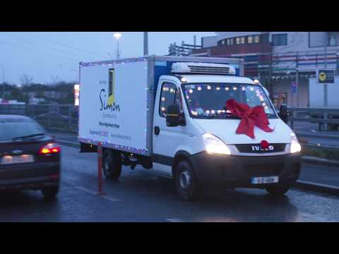 Tesco Ireland surprises Mid-West Simon Community with food donations this Christmas