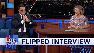 Flipped Interview: Amy Sedaris