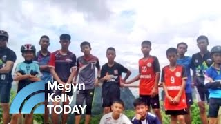 Savannah Guthrie Joins Megyn Kelly TODAY To Discuss The Thai Rescue Mission | Megyn Kelly TODAY