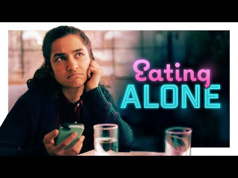 Getting Caught Eating Alone | CH Shorts