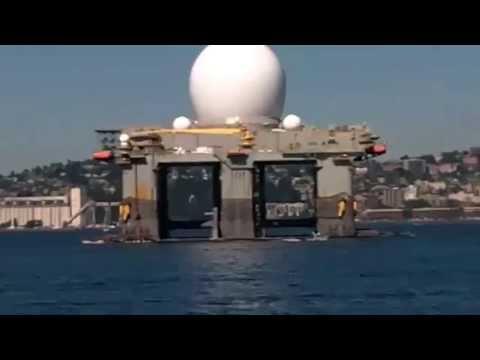 HAARP Confirmado ferramenta de manipulação do tempo