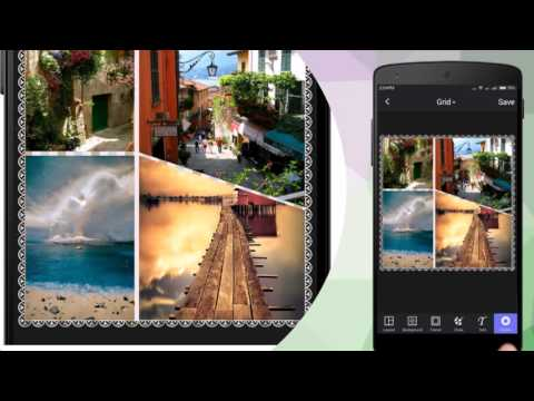 Photo Grid & Collage Maker - Create personalized photo Collage