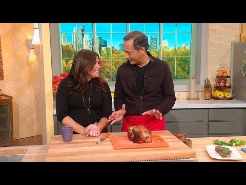 Ray the Butcher Shows You How to Carve a Rotisserie Chicken The Right Way