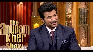 Anil Kapoor - The Anupam Kher Show - Season 2 - 16th August 2015
