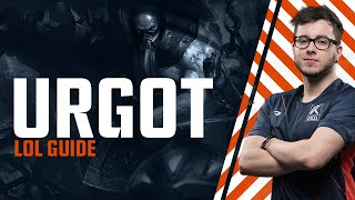League Urgot Guide Videos 9tubetv