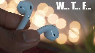 Apple Airpod Review: Surprised Me..