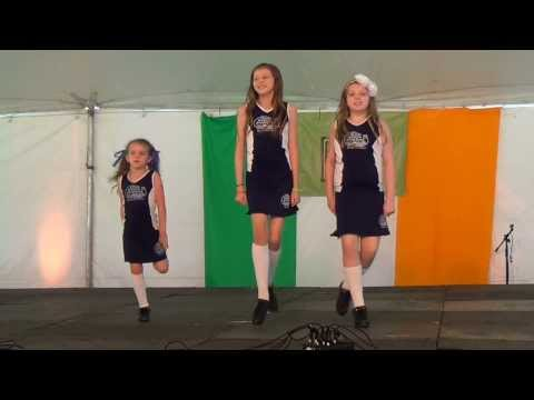 Beginner performance - Shovlin Academy of Irish Dance - 2013 Pittsburgh Irish Festival