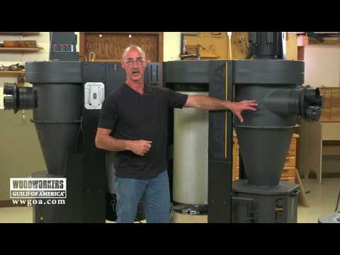 Dust Collection Systems from Laguna