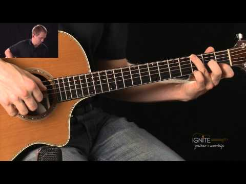 Three Fingerstyle Patterns - Learn Advanced Acoustic Guitar Lesson