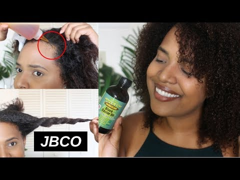 DIY Extreme Deep Conditioning & Hot Oil Treatment for Rapid Hair Growth | Natural Hair