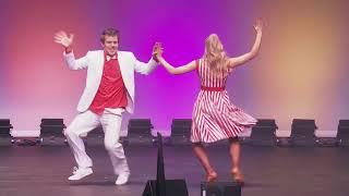 FX Entertainment Australia Presents Product Launch for PartyLite Dance 3, White Christmas
