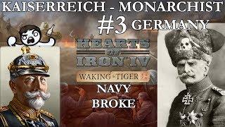 HOI4 Waking The Tiger Kaiserreich 1 AUGUST VON MACKENSEN