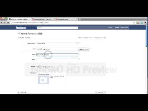 How To Make a Business Facebook Ad or Advertisement