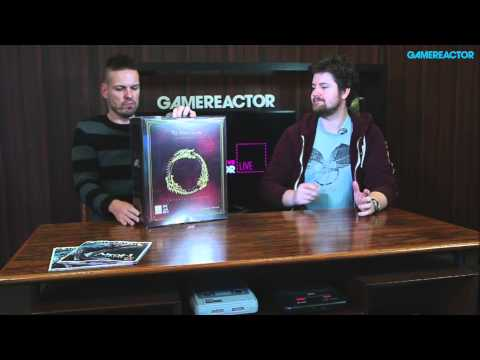 The Elder Scrolls Online - Imperial Collector's Edition Unboxing