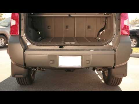 2013 NISSAN Xterra - Spare Tire and Tools