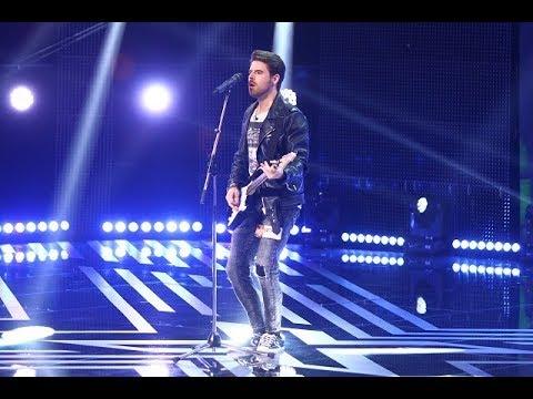 Bryan Adams - Can't Stop This Thing We Started. Vezi aici cum cântă Toni Amboaje, la X Factor!