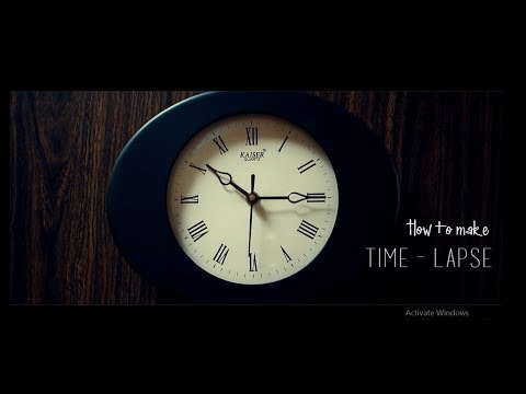 How to Shoot Time Lapse with an Entry Level DSLR