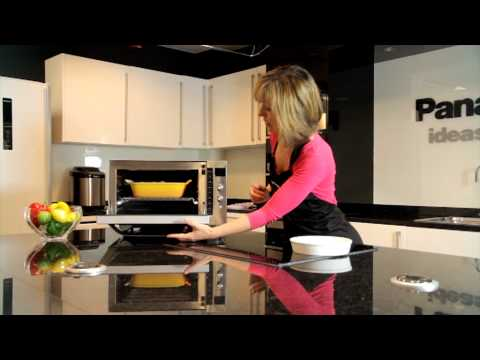 Combination cooking - convection, grill and microwave