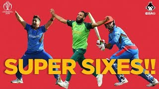 Bira91 Super Sixes! | South Africa v Afghanistan | ICC Cricket World Cup 2019