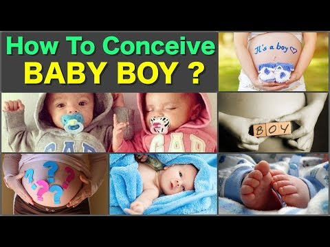 How to Get a Baby Boy? Top 10 Tips How to Conceive a Baby Boy?