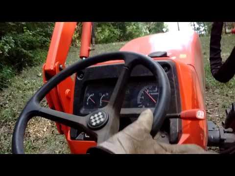 Tractor Wheelin'