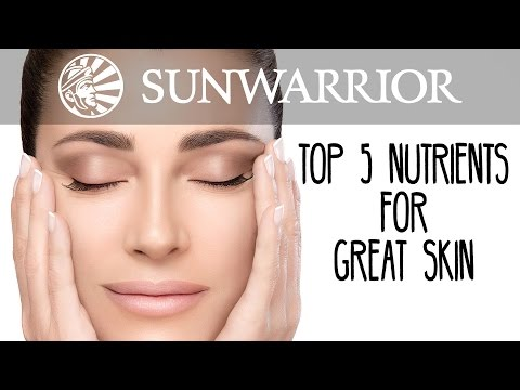 Top 5 Nutrients for Great Skin | Jason Wrobel