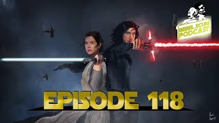 Rey And Kylo Ren And The Unknown Regions In Episode Ix - Rebel Scum Podcast 118