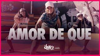 Amor de que - Pabllo Vittar | FitDance TV (Coreografia Oficial) Dance Video