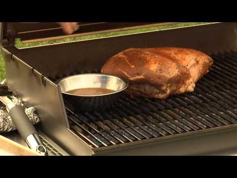 Slow-Smoked Pork Shoulder