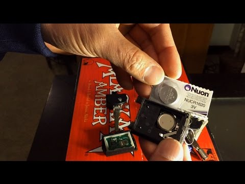 How To Replace Car Keyless Remote Battery | 2012 Mazda 6