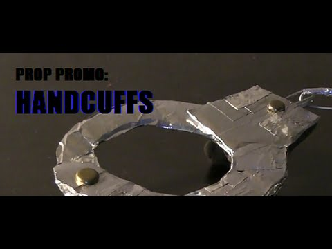Prop Promo: Handcuffs