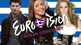 Who Should Represent Greece at Eurovision 2017? - ESConnect