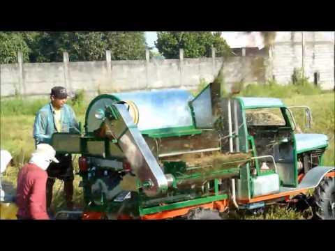 Rice Thresher Machine