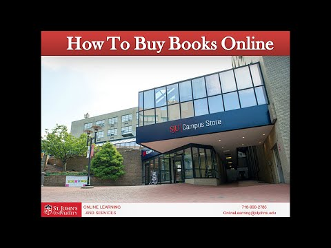 How to Buy Books Online