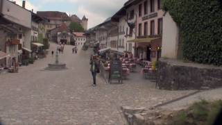 Gruyere Switzerland Village Center