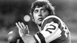 100 Joe Namath The Top 100 Nfl S Greatest Players 2010 Flashbackfrida