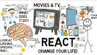 HOW TV SHAPES YOUR MIND - Mufti Menk Animated