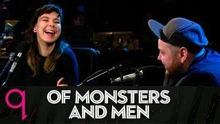 "Of Monsters and Men talk new album ""Beneath The Skin"" in Studio q"