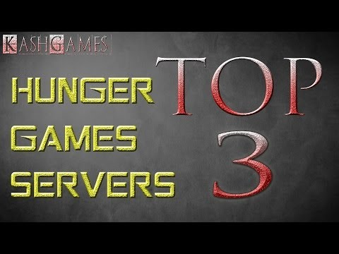 Minecraft | Top 3 Hunger Games Servers of 1.7.8