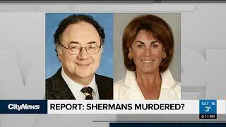 Private investigators believe Shermans were murdered: reports
