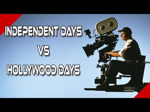 Filmmaking & Storytelling : Independent Days Vs The Hollywood Days