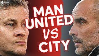 MAN UTD vs MAN CITY Premier League Preview