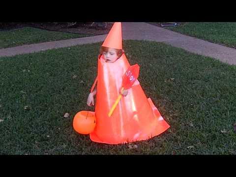 Ayden Fisher's Halloween Costume