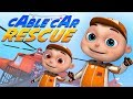 Zool Babies Series Cable Car Rescue Videogyan Kids Shows Cartoon Animation For Children
