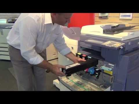 How to change a toner