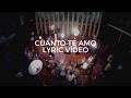 Jaz Jacob - Cuanto te amo | Lyric Video | Noche de Alabanza