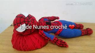 BATMAN Amigurumi - free crochet pattern by Polligurumi on Craftsy ... | 180x320