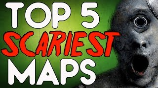 TOP 5 Worst Zombie Maps in \