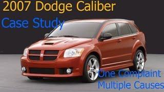 U0100 09 Dodge Caliber 2 0 no crank no start FIX - PakVim